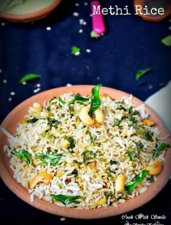 menthe soppu rice