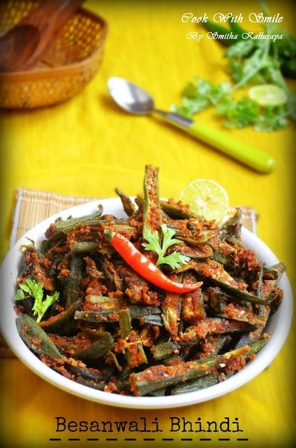besan bhindi masala