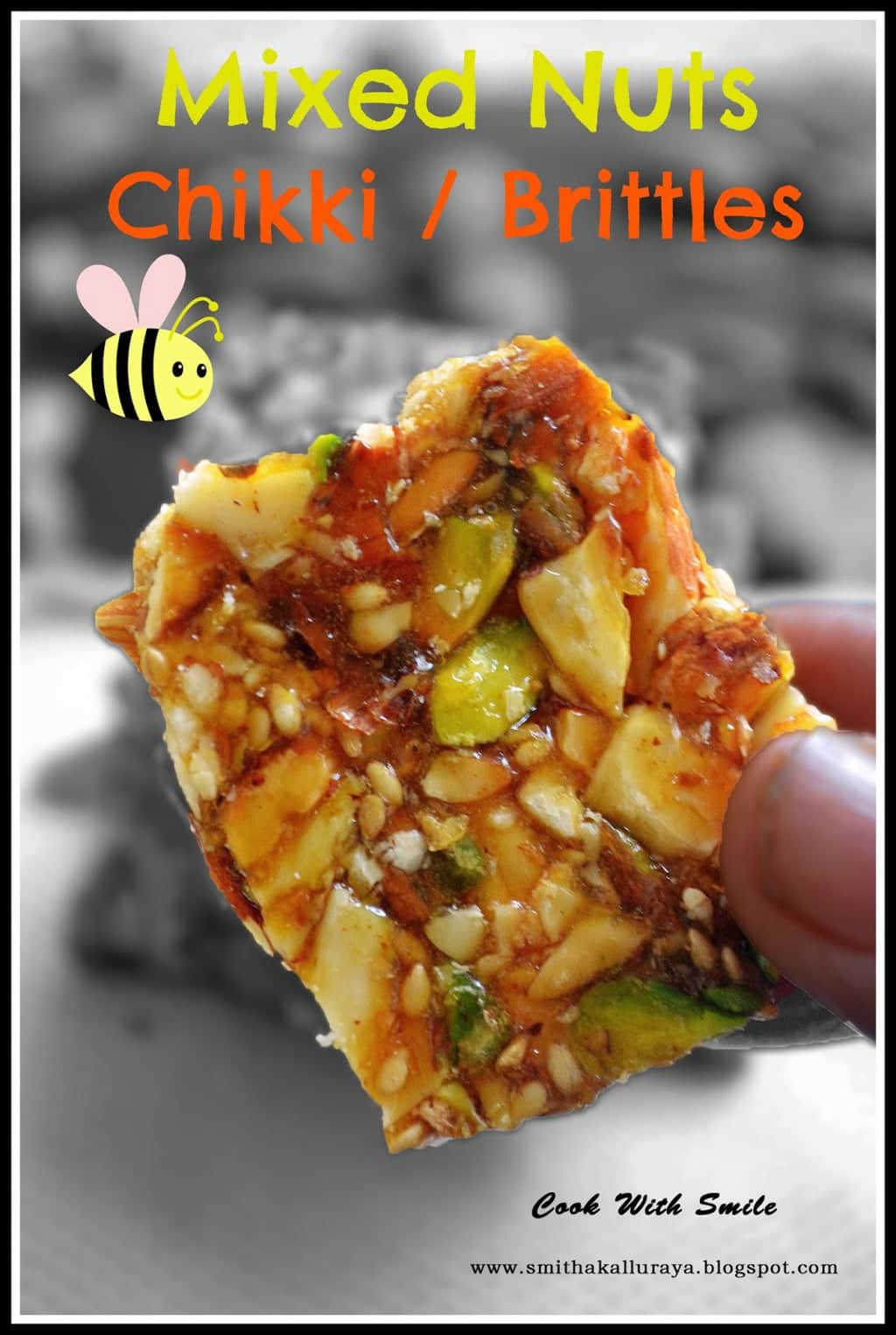 MIXED NUTS BRITTLE