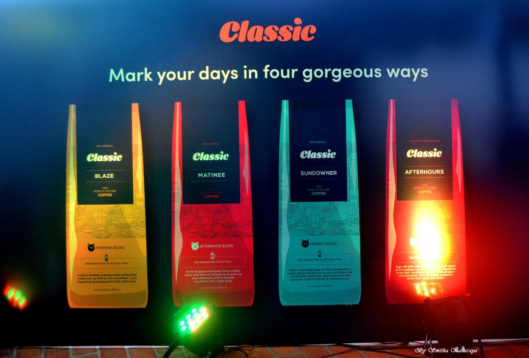 classic coffees