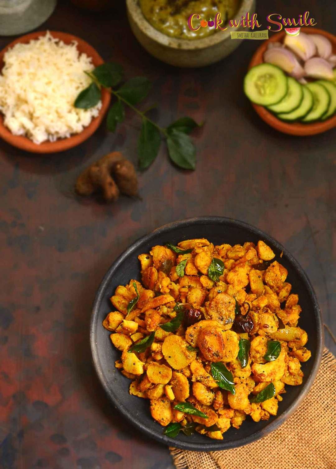 Chinese Potato Indian Stir Fry