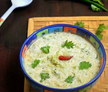 bottlegourd raita recipe