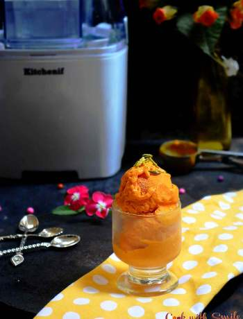 easy mango ice cream recipe