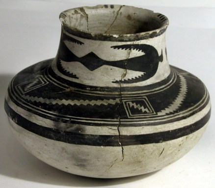 Pueblo India Bowl. South West USA
