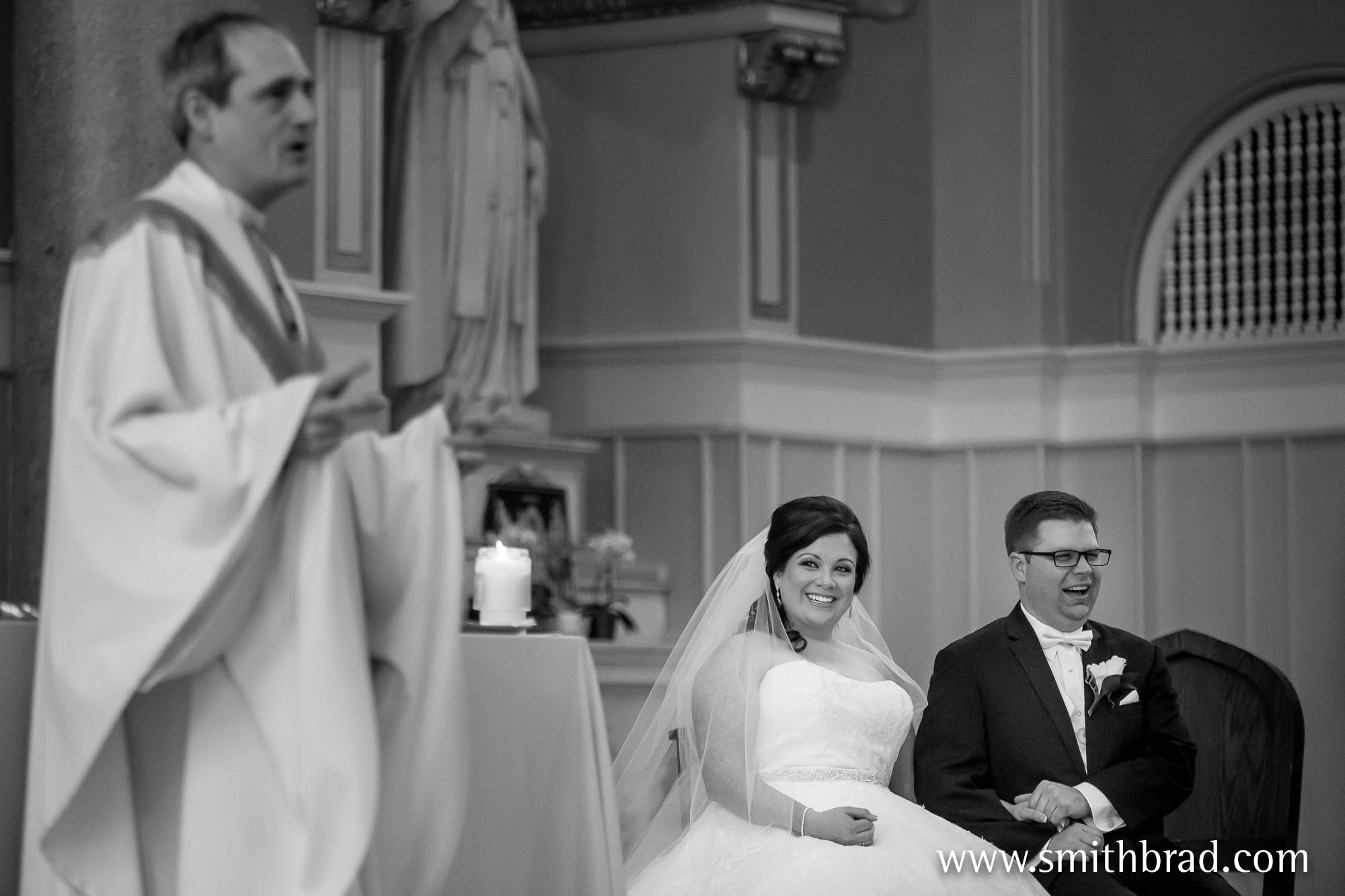 Caitlin Amp Sean Married Colonnade Hotel Boston MA