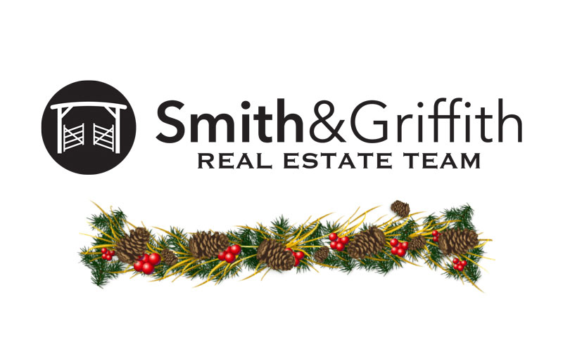 Christmas Greetings – Smith & Griffith Real Estate Team