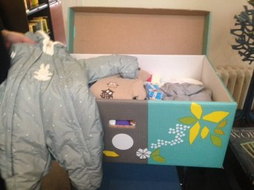 Finnish Baby Boxes
