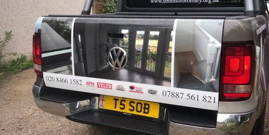 Smiths of Bromley Van