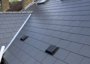 Slate Roof in Bromley