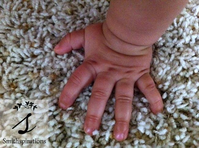 baby hand 2