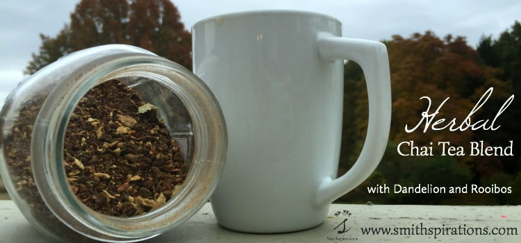 Herbal Chai Tea Blend