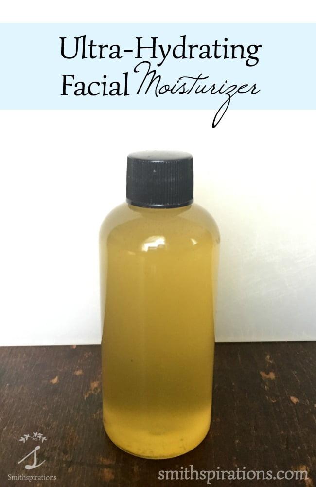 Ultra-Hydrating Facial Moisturizer