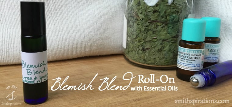 Blemish Blend Roll-On with Essential Oils 1