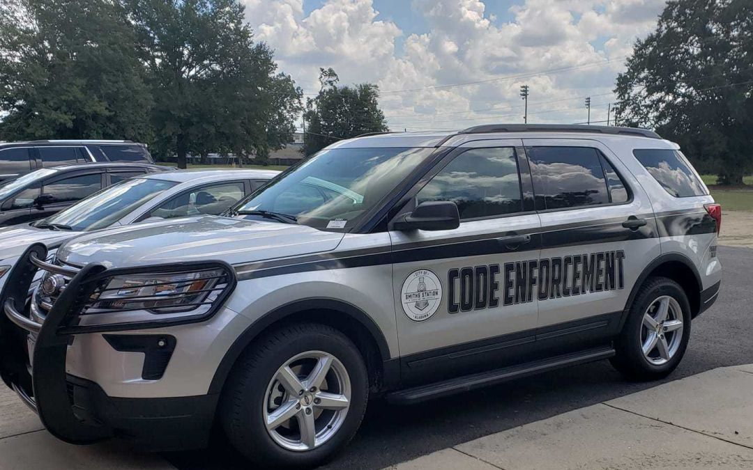 Smiths Station purchases first city vehicle