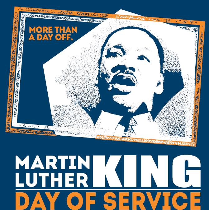 MLK Service Day Information and Registration