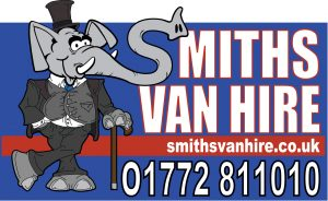 smiths van hire