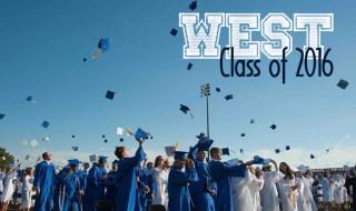 Smithtown HS West graduating class of 2016