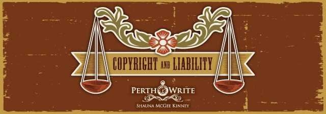 Copyright and Liability banner