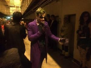 Ellander Productions actor dressed like The Joker