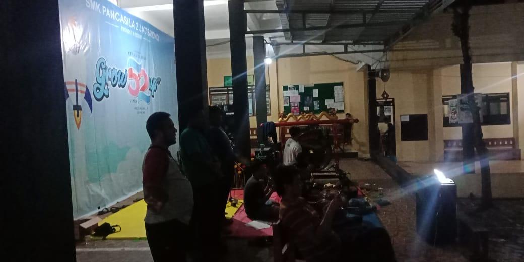 Reog Singo Pandu Joyo Kebut Latihan untuk Pembukaan Diesnatalis