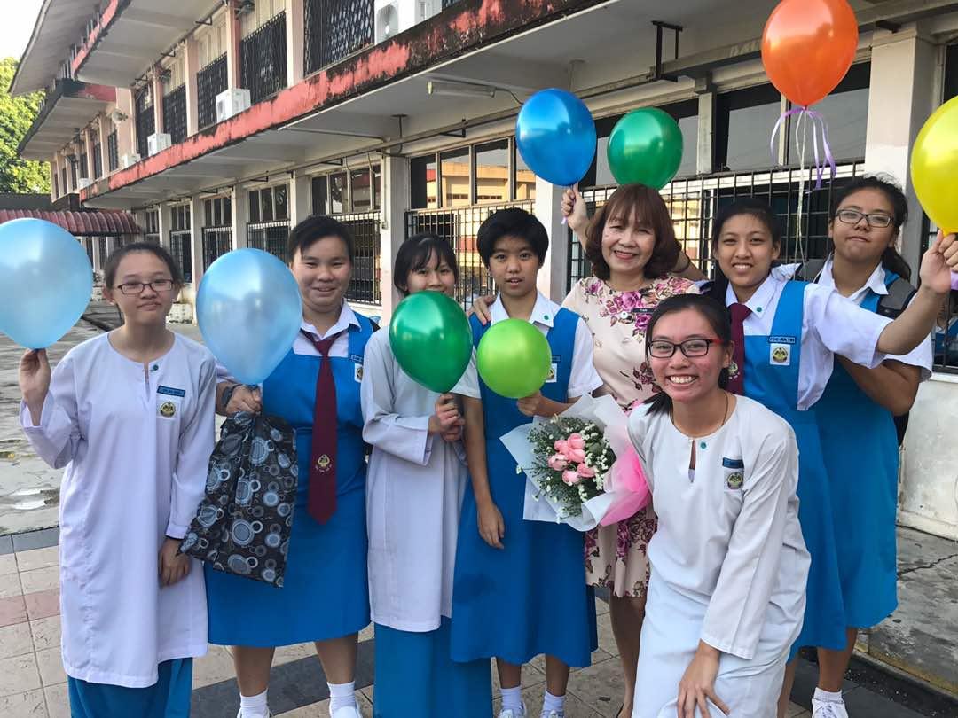 Selamat Bersara Puan Tan Ai Leng
