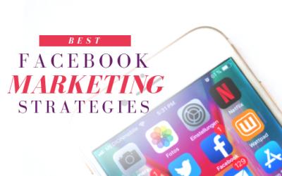 Marketing Strategies for Facebook