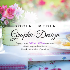 Social Media Services - Graphic Design