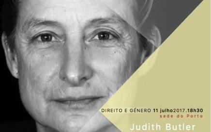 Direito e Género com Judite Butler