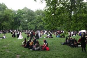 Viktorianisches Picknick 2013