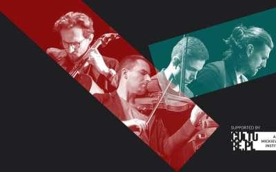 Pierwsza amerykańska trasa Atom String Quartet