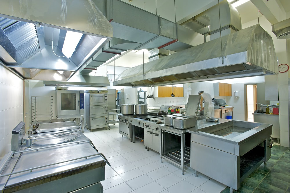 commercial kitchen exhaust filtration