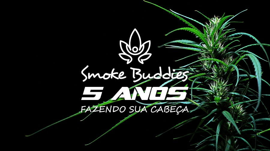 aniversario cinco anos smoke buddies
