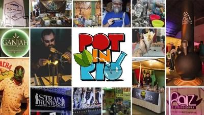 Vem aí a 5 edição do evento canábico mais aguardado do país Pot in Rio: vem aí a 5ª edição do evento canábico mais aguardado do país