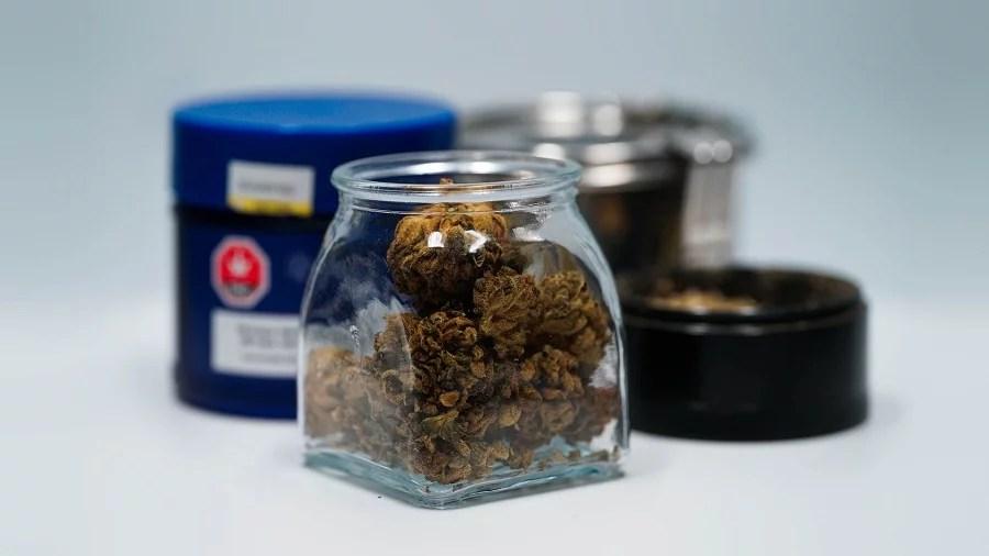 vidro buds pote Indústria canadense de cannabis está cada vez mais fragmentada, apesar das vendas recordes