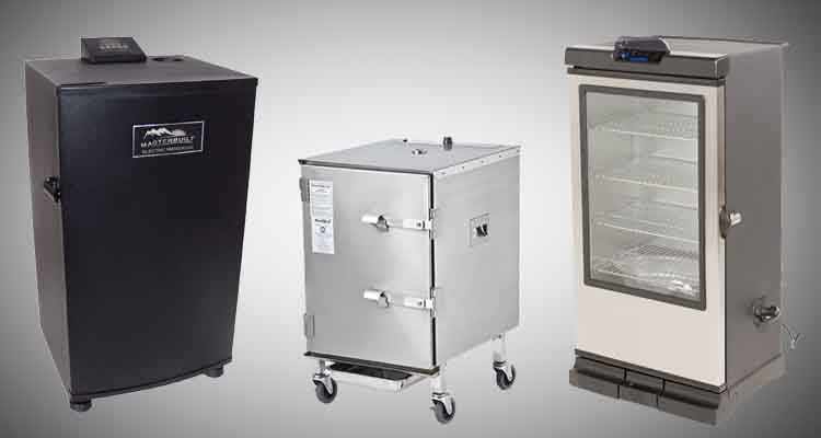 The Best Electric Smokers for 2017