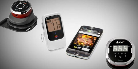 Best Grill Thermometer Iphone