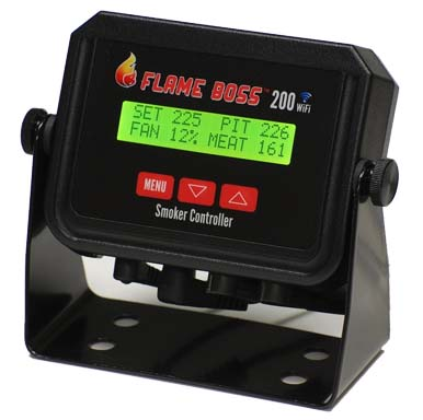 Flameboss WiFi temperature controller