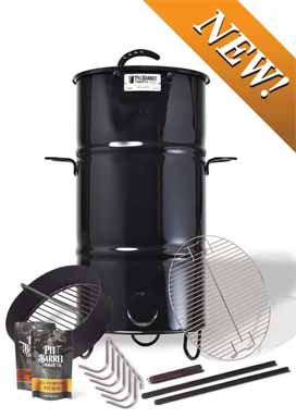 pit barrel cooker junior review