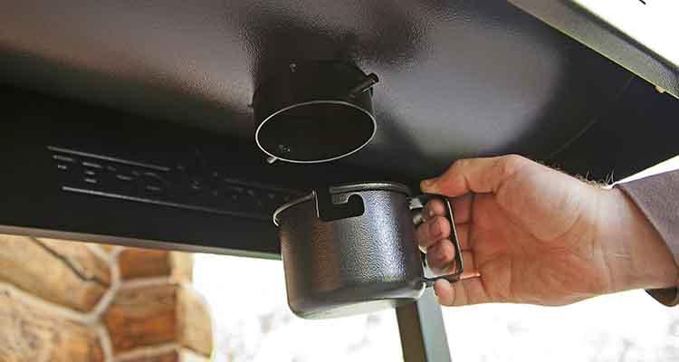 pellet grill ash cleanout
