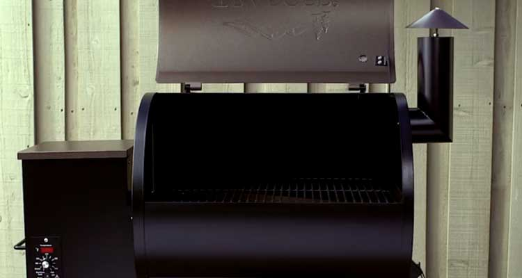 traeger junior elite review smoked bbq source
