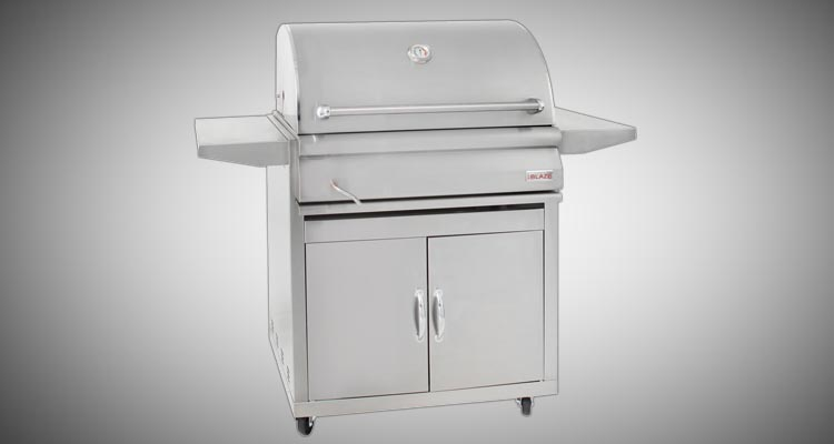 Blaze 32 inch charcoal grill review