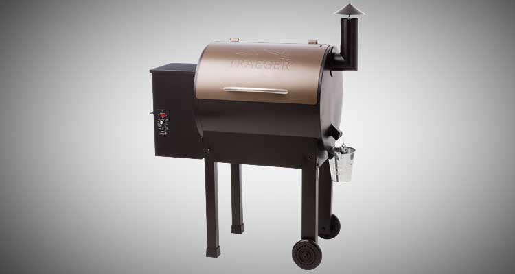 traeger lil tex elite 22 pellet grill review - smoked bbq source