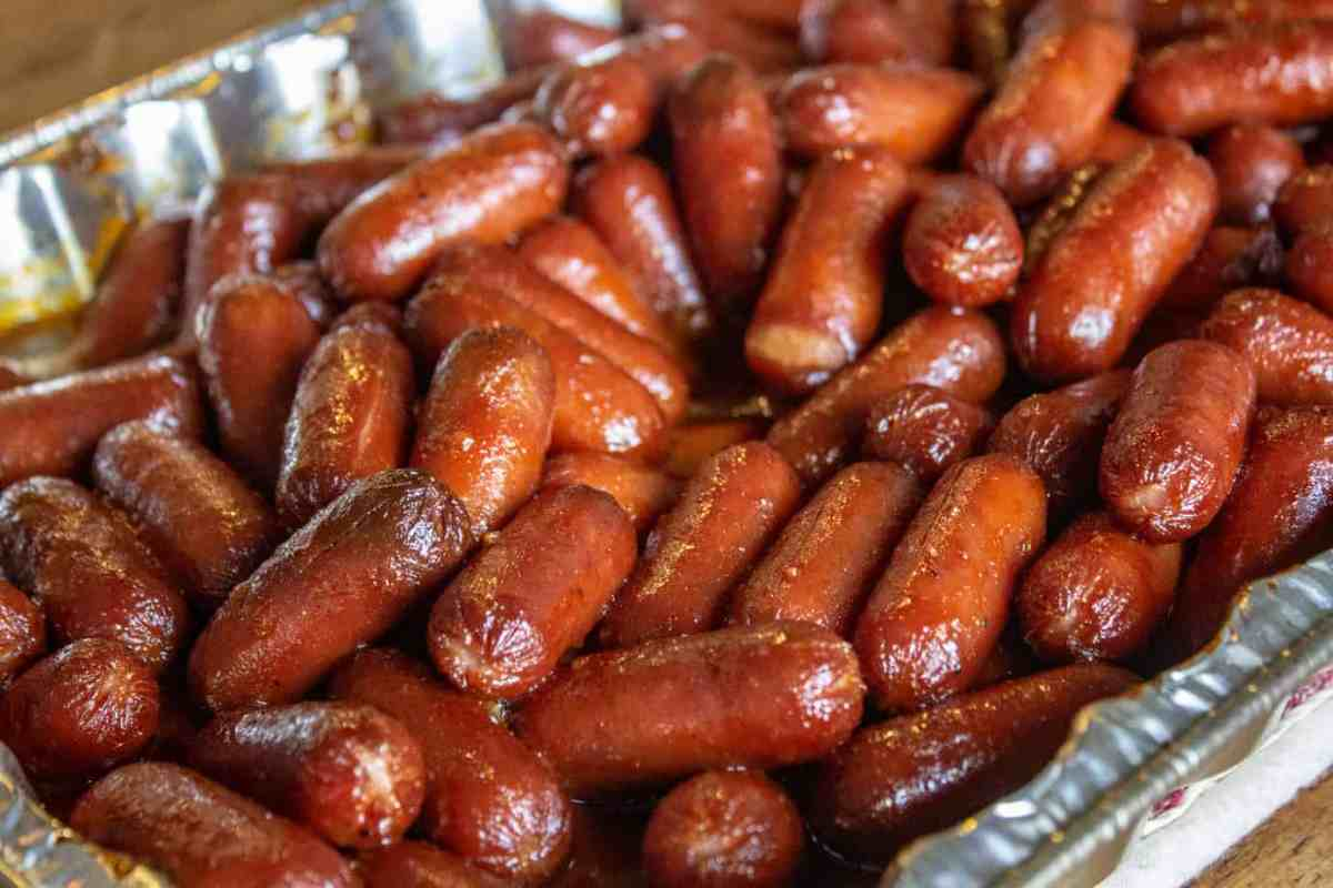 Smoked Whiskey Little Smokies
