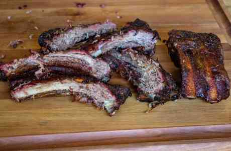 Smoked Beef Back Ribs Recipe