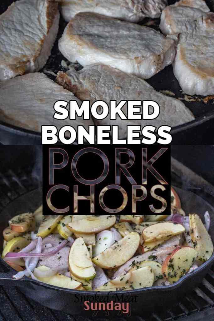 easy one pan boneless pork chops