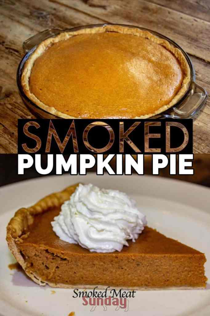 Looking for a great holiday dessert idea? Pumpkin Pie isn't a new idea, but baking it on your pellet grill or smoker adds an extra layer of flavor your family will love. I love simple dessert ideas like this that I can make on my Traeger.