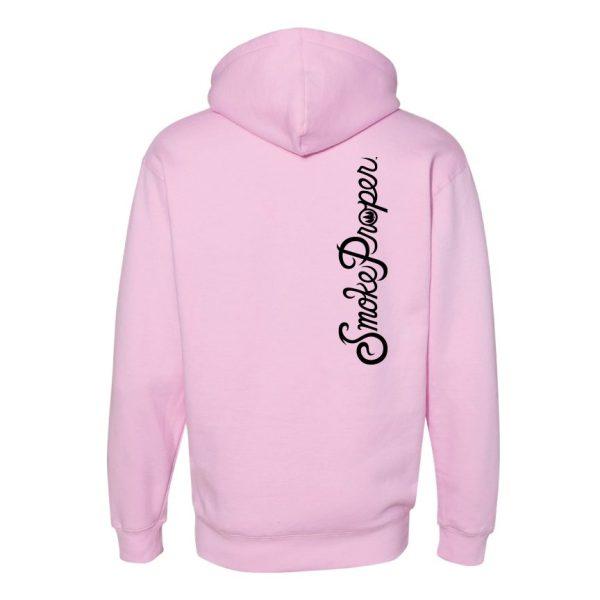 Pink (back) – Smoke Proper Hoodie
