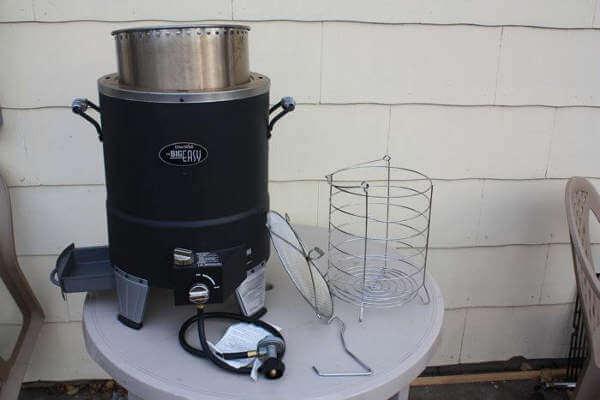 Oil Big Less Easy Cooker