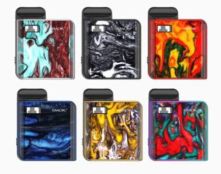 The colors available on the SMOK Mico Kit