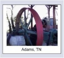 Adams town